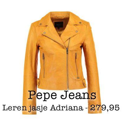 Pepe Jeans jassen