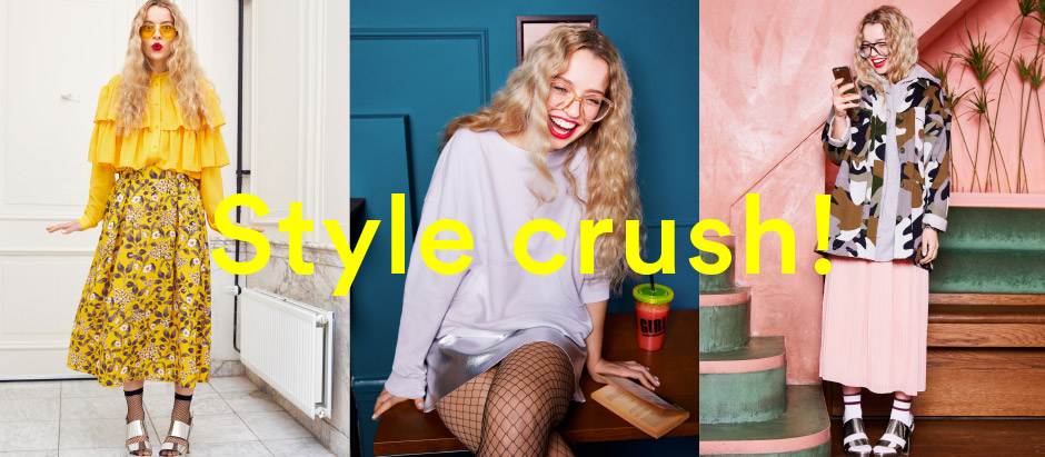 Monki Style Crush