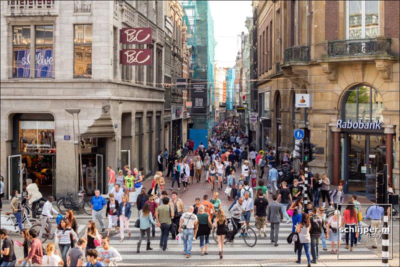 24 uur shoppen in de Kalverstraat?