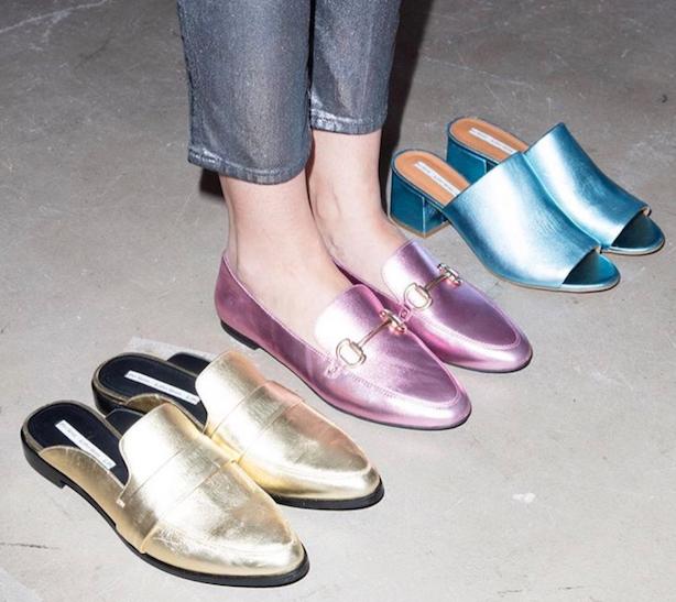 Helemaal trending: de loafer
