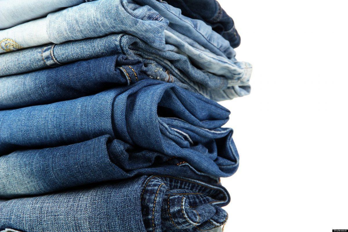 Jeans voor mannen!