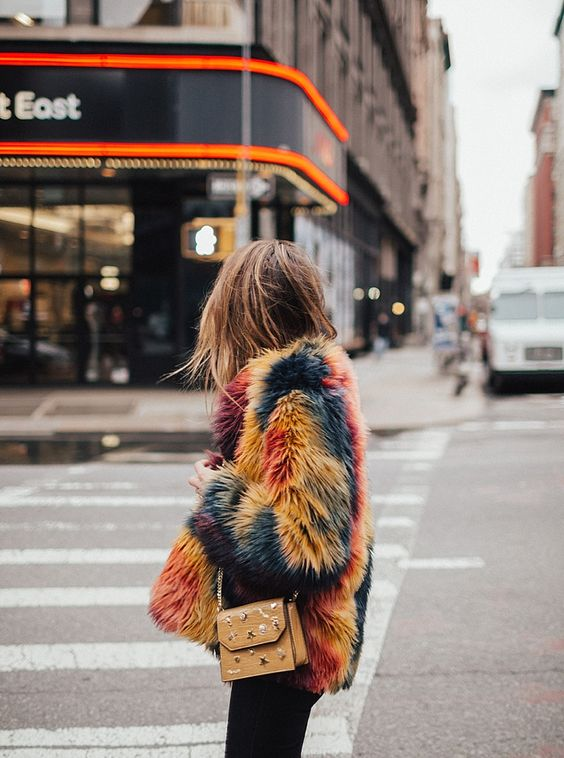 Faux fur winter coats! Yay or nay? Wat vind jij?