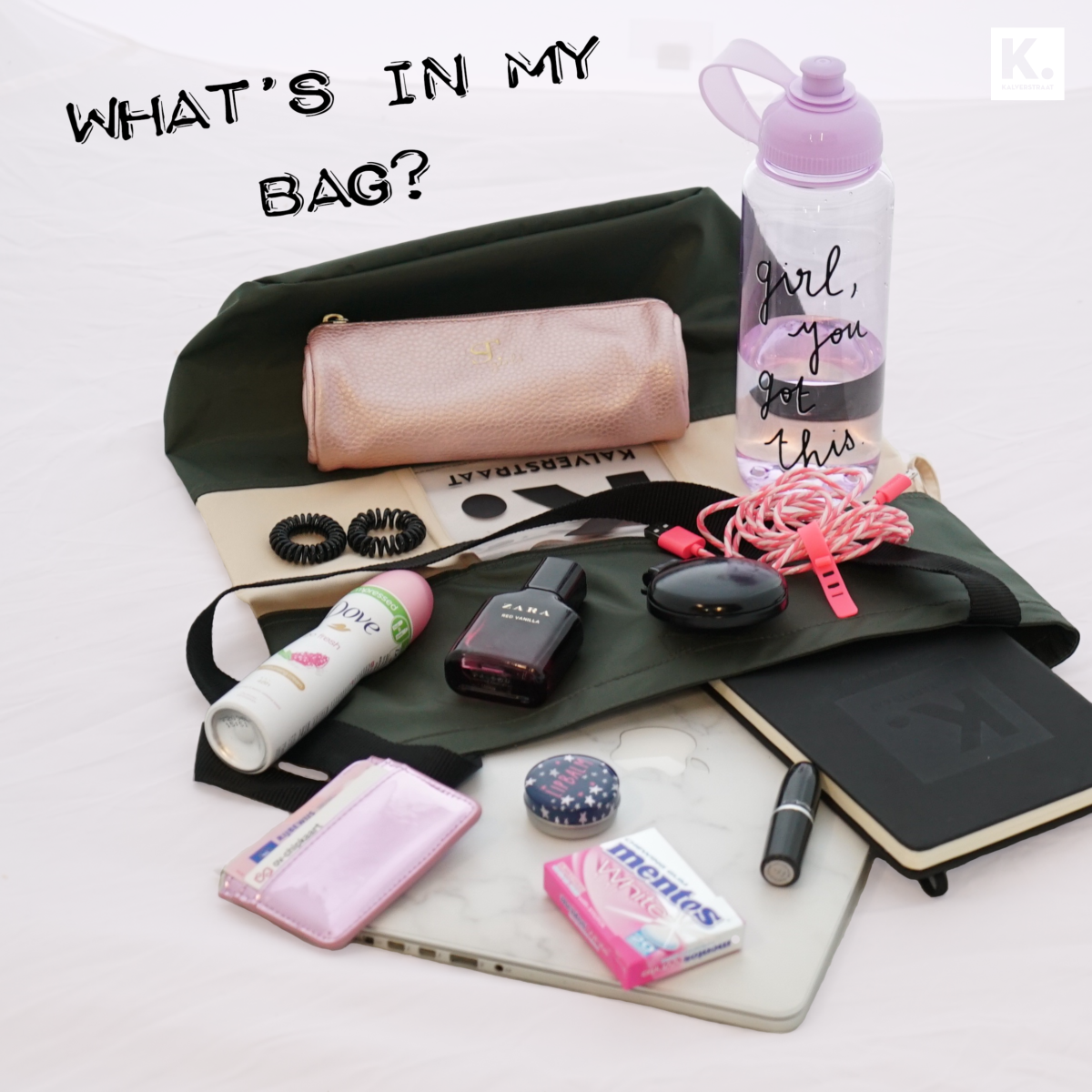 What's in our bag?