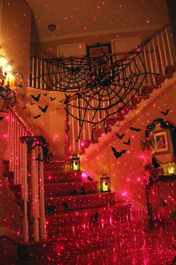 Halloweenproof in de Kalverstraat