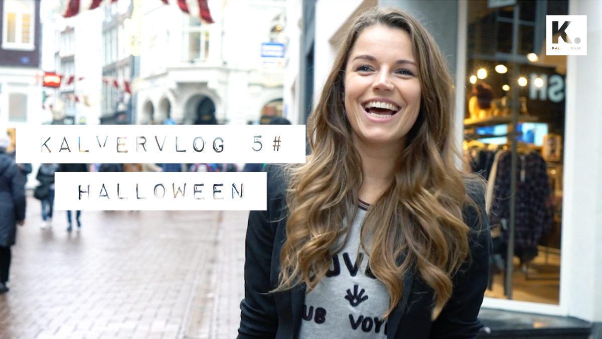 Kalvervlog 5# De Halloween Challenge!