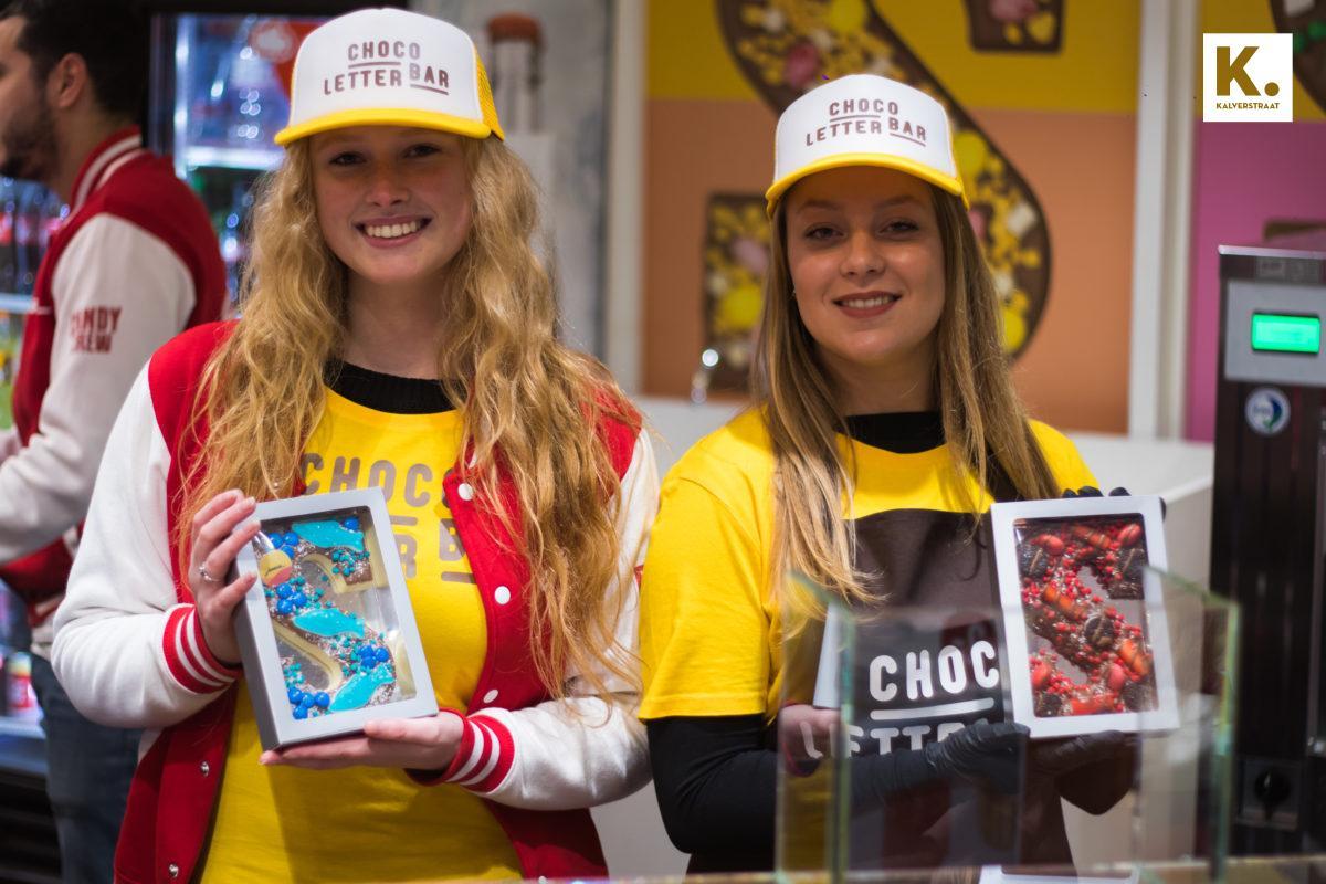 Vier Sinterklaas met Jamin en WIN een gratis CHOCOLADELETTER!