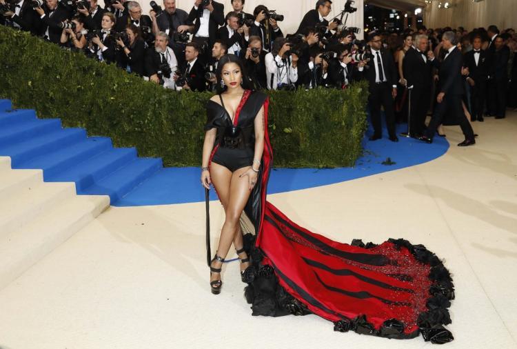 Nicki Minaj H&M
