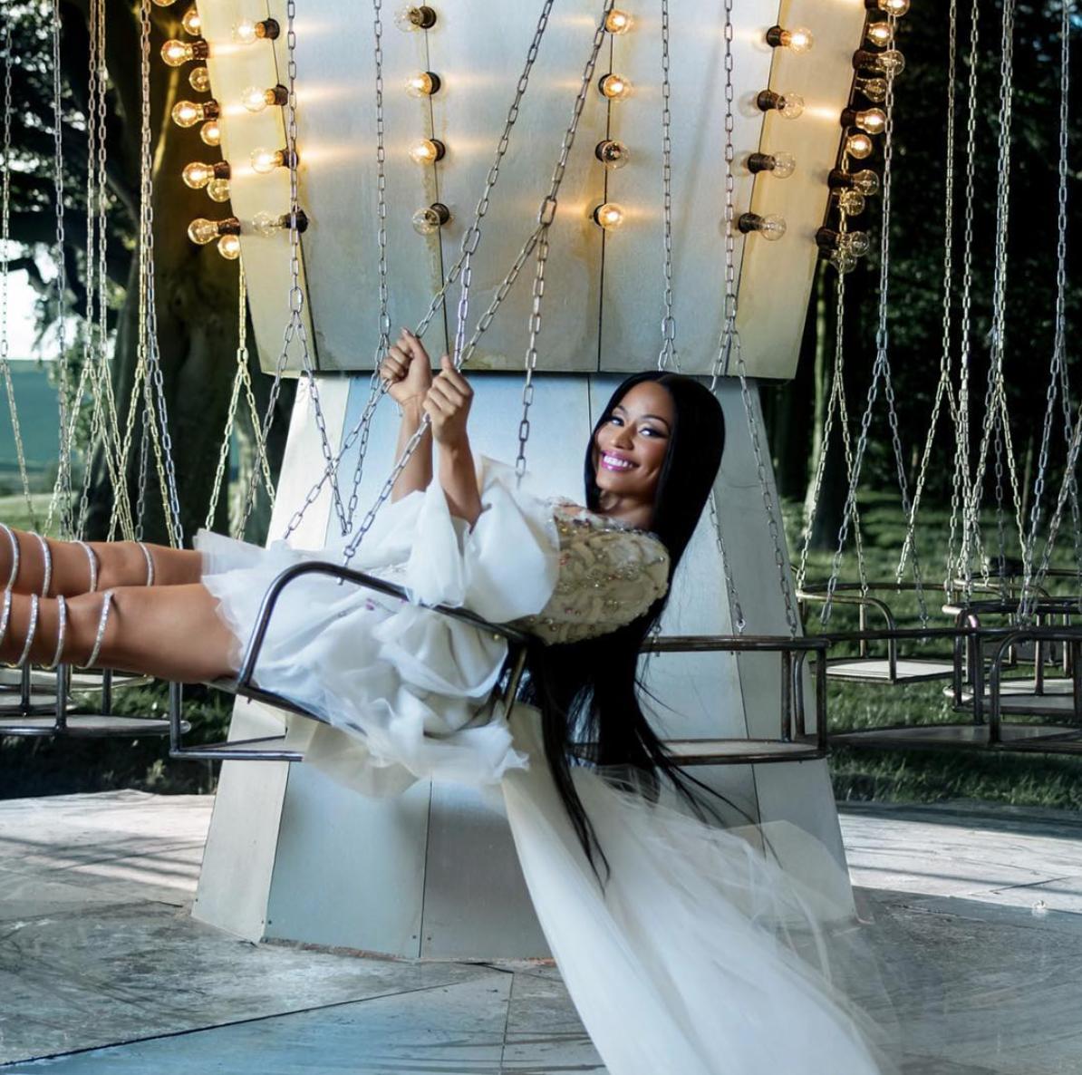 Nicki Minaj en H&M!