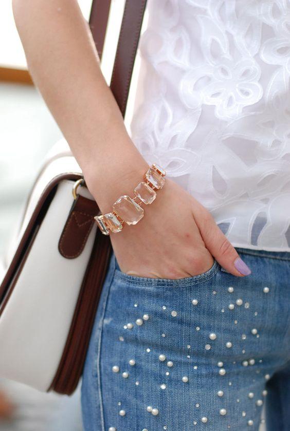 Nieuwste trend: Pearls!