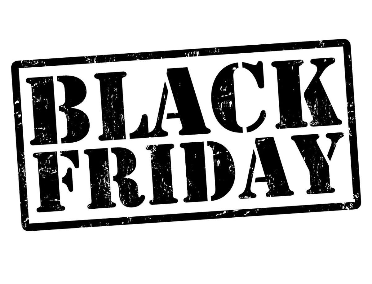 Black Friday in de Kalverstraat! Shopp for less