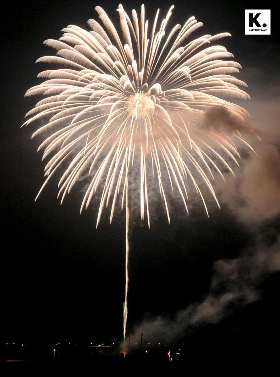 Kalverstraat wenst je een gelukkig nieuw jaar!
