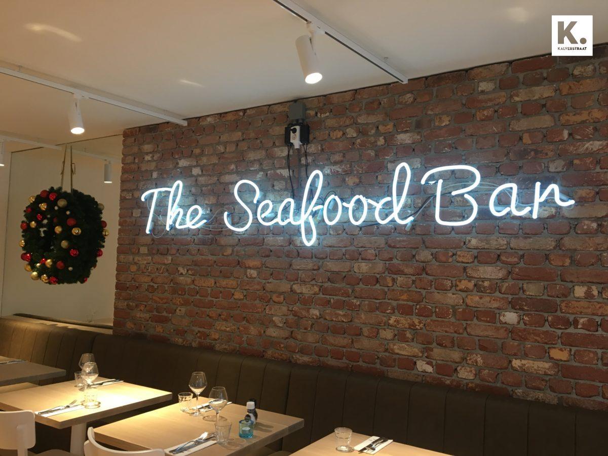 The Seafood Bar!