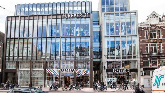 Forever21 gaat sluiten! :(