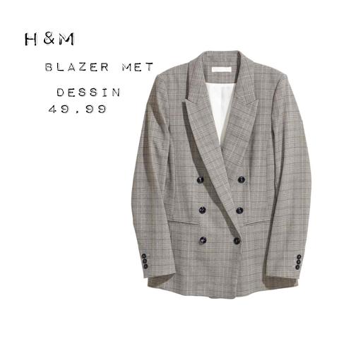 Blazer H&M