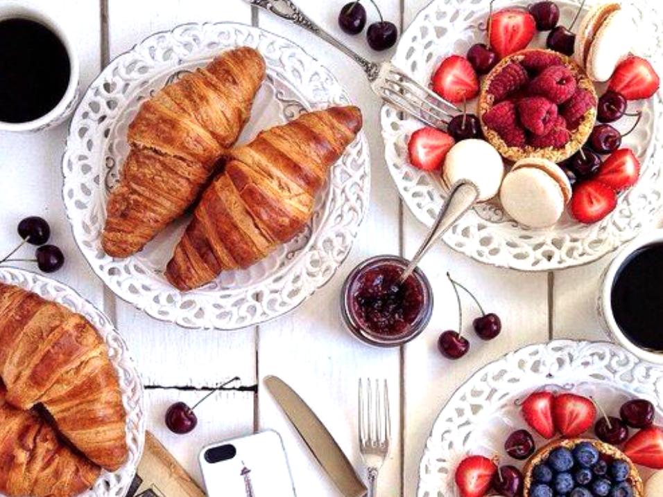 Breakfast all day! Het is Croissantdag