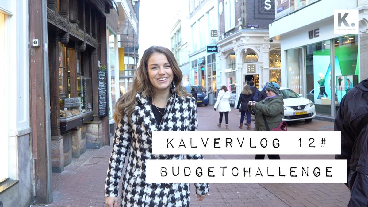 Kalvervlog 12# Budget Challenge