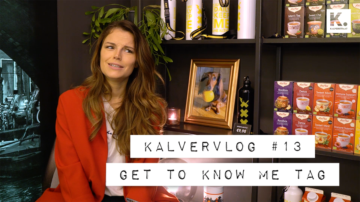 Kalvervlog #13 Get to know me tag!
