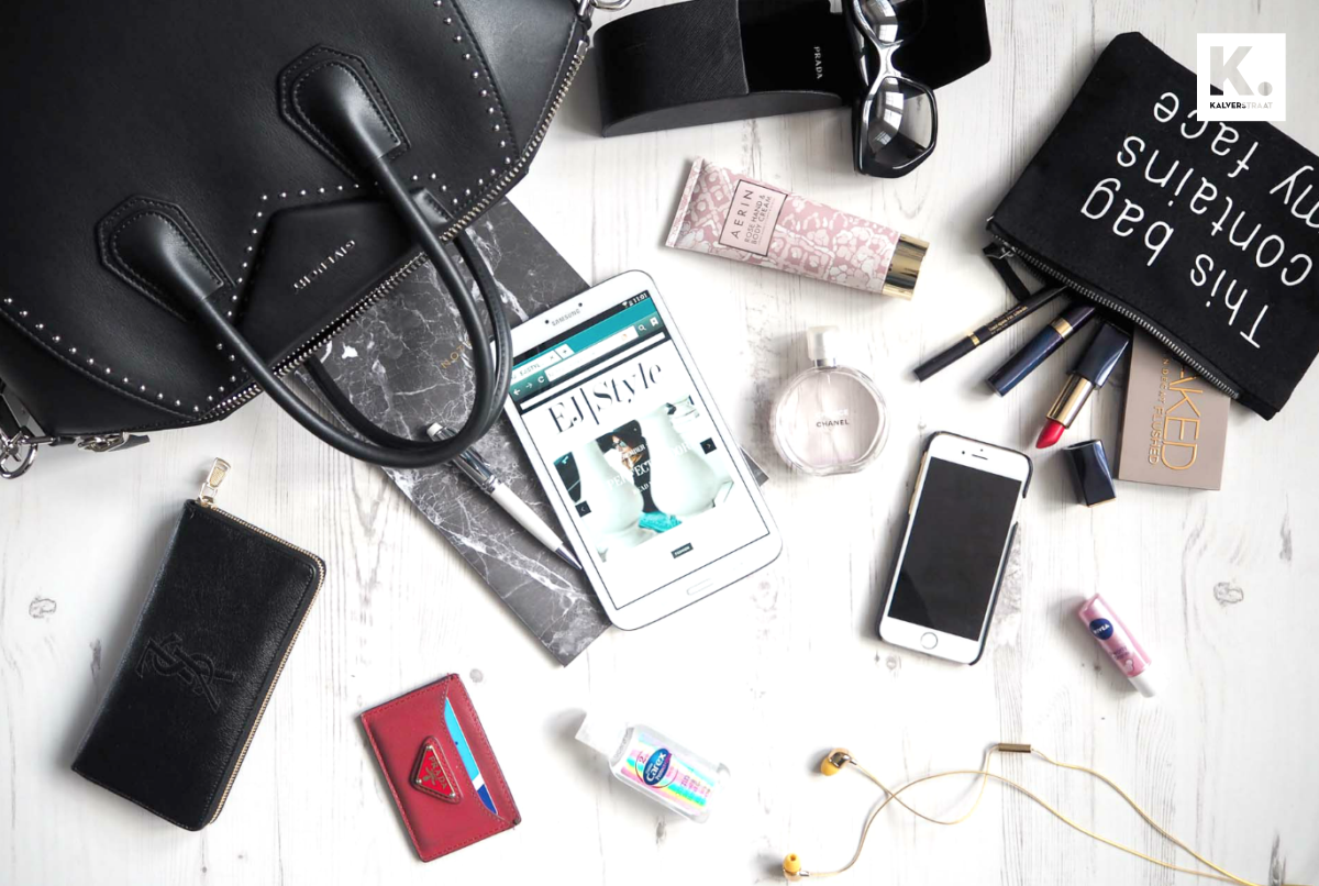 What's in my bag: maart editie