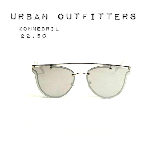 Urban Outfitters zonnebril