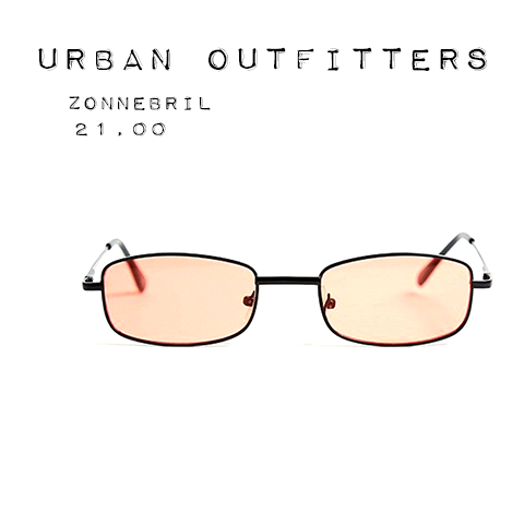 Urban Outfitters ugly zonnebril