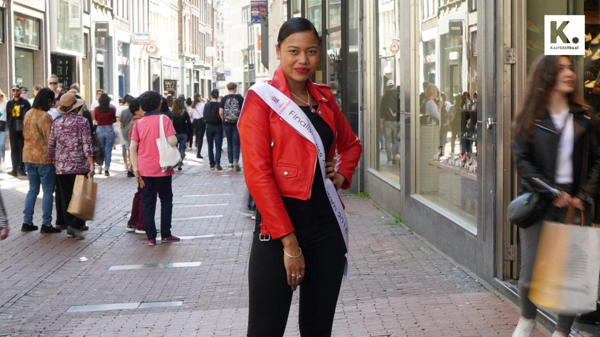 Miss Amsterdam- Meet Cherokee Chin Joe Kie