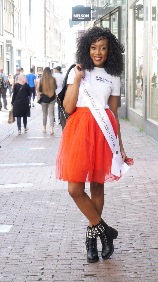 Miss Amsterdam – Meet Sensemielja Sumter