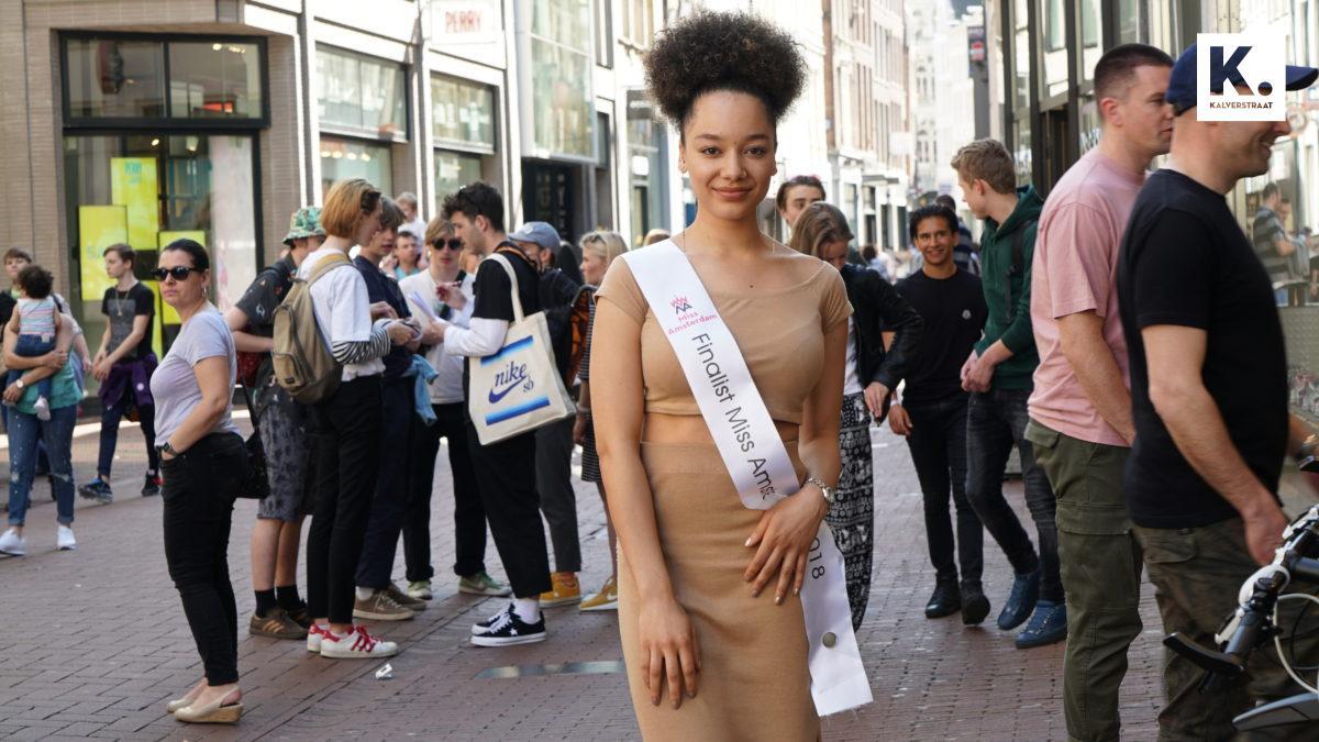 Miss Amsterdam- Meet Dyonne Heinemann
