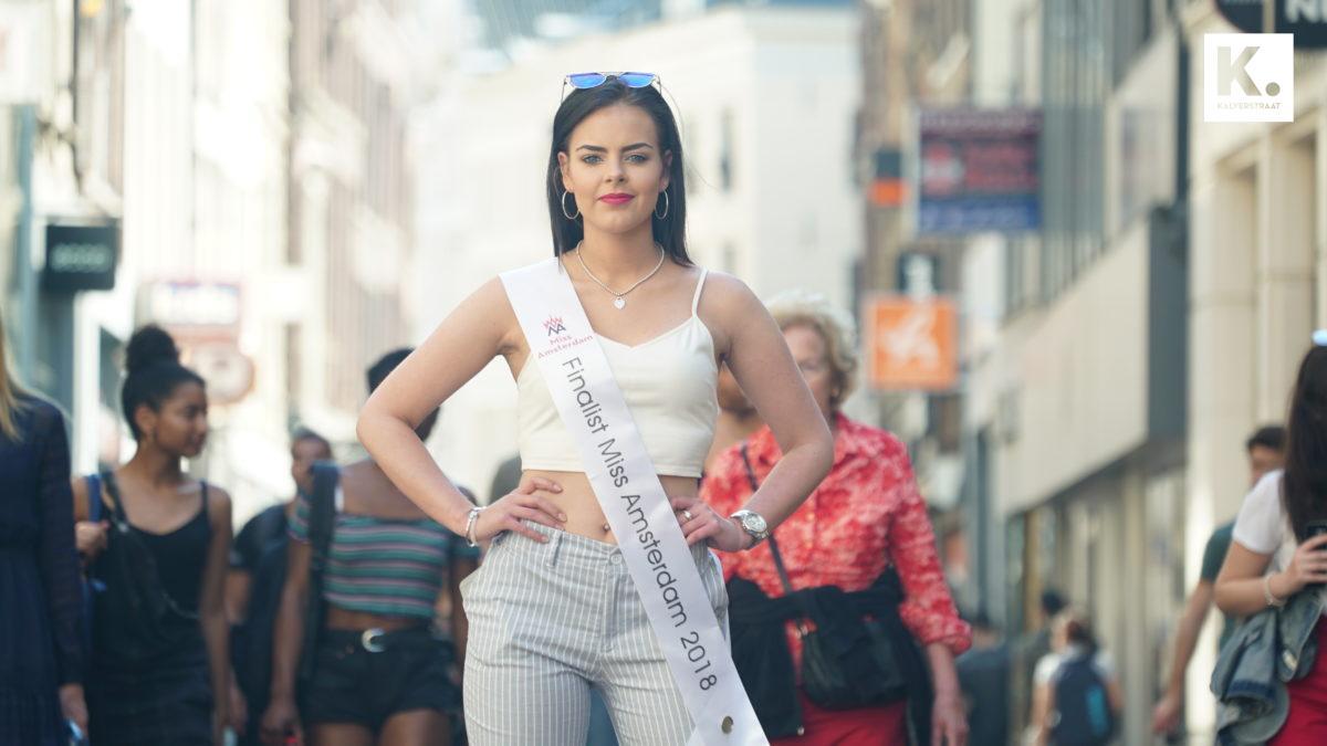 Miss Amsterdam- Meet Romy Spaltman