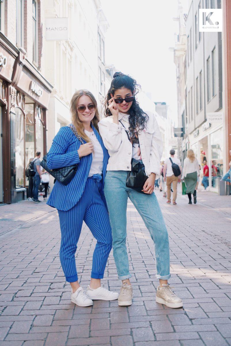 People Pictures: Larissa de Meijere en Jill Santhuizen