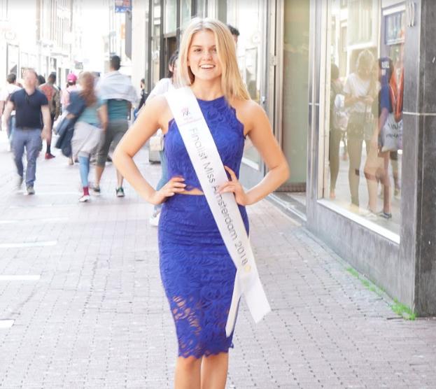 Miss Amsterdam – Meet Melissa