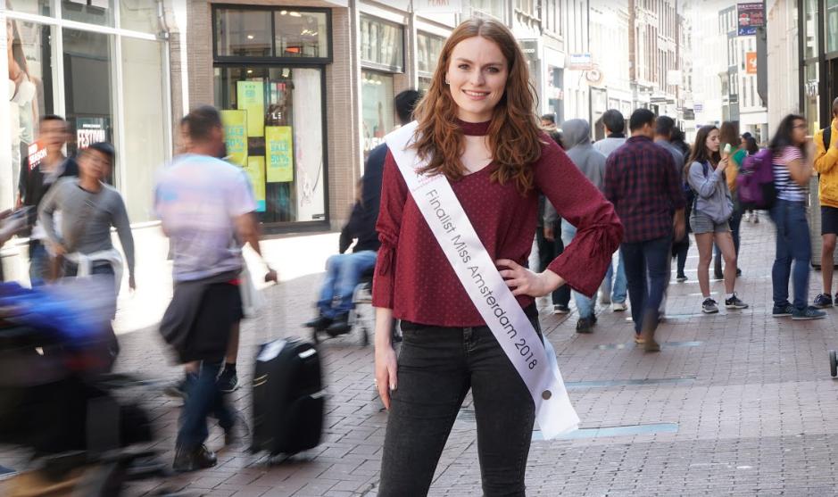 Miss Amsterdam – Meet Stefanie