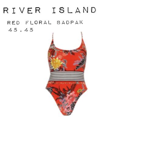 De Badpak.Kalverstrend Selection Best Swimwear Trends 2018