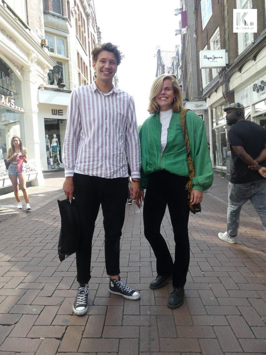People picture: Tjalle Timmermans en Wieke Hylkema