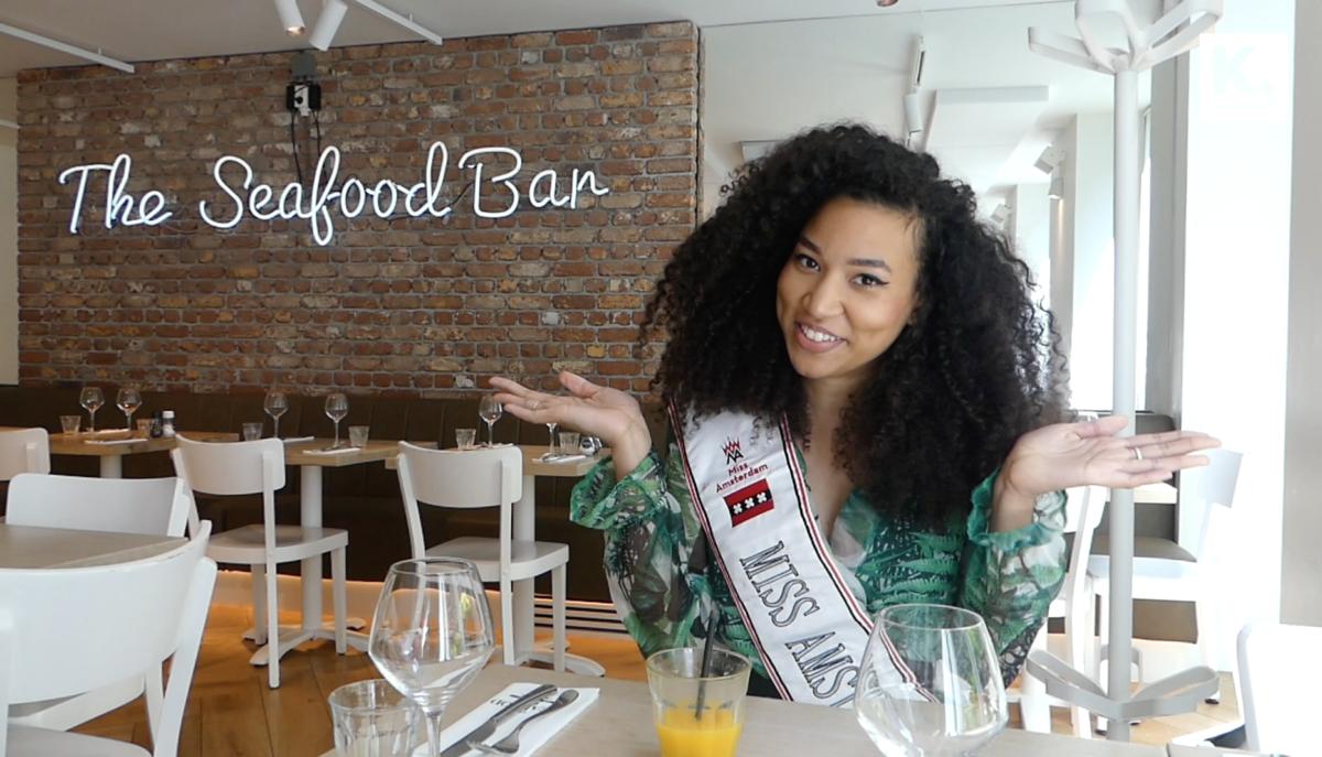 KALVERVLOG – INTERVIEW met Miss Amsterdam winnares 2018 JANICE BABEL