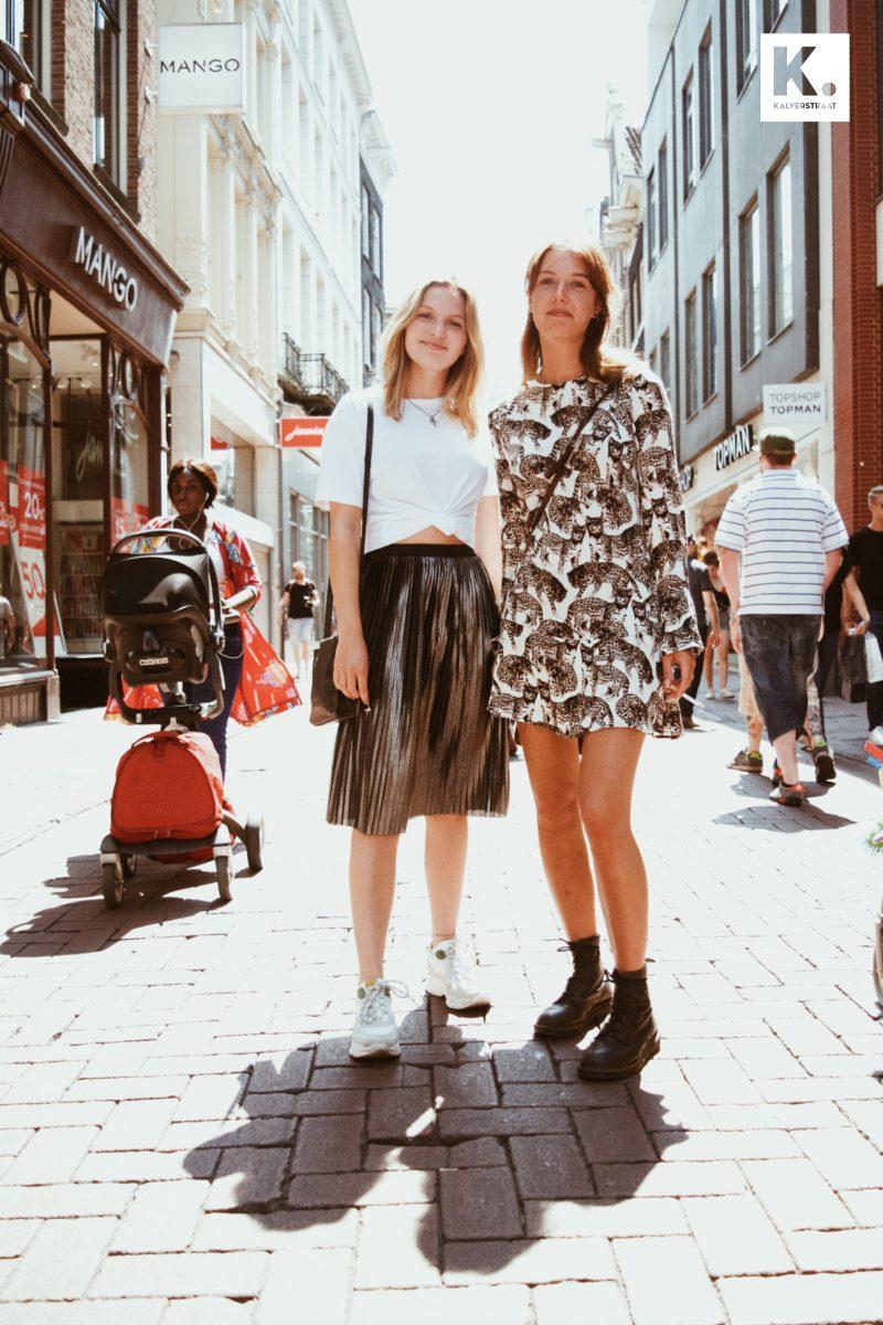 People Picture: Nelke Besseling en Lotje Steur