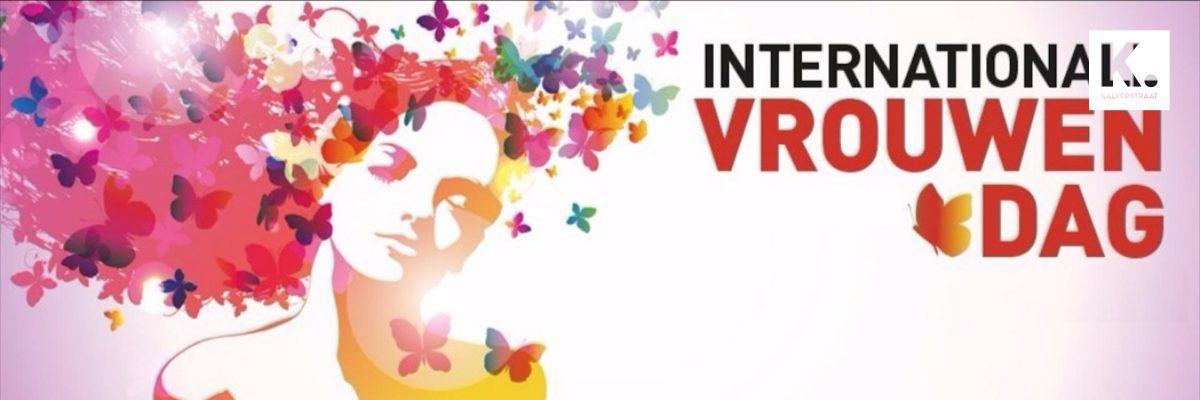 Internationale vrouwendag – en te gekke winactie!