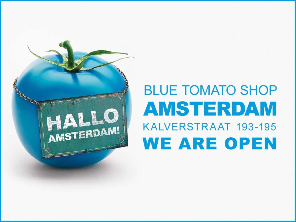 Nieuwe winkel: Blue Tomato
