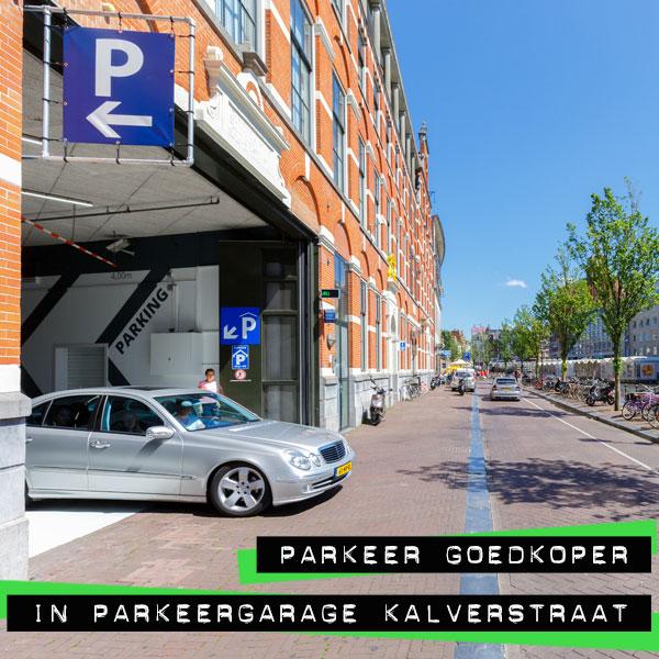 Wil jij ook goedkoop parkeren in Amsterdam? Lees dan snel verder!